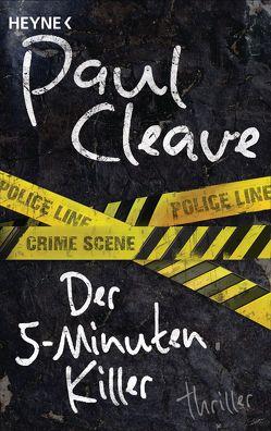 Der Fünf-Minuten-Killer von Cleave,  Paul, Dabrock,  Frank