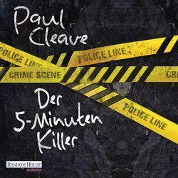 Der Fünf-Minuten-Killer von Cleave,  Paul, Dabrock,  Frank, Keßler,  Martin