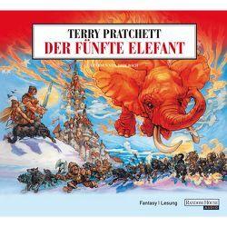 Der fünfte Elefant von Bach,  Dirk, Brandhorst,  Andreas, Pratchett,  Terry