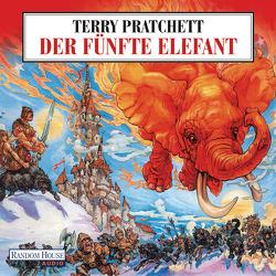 Der fünfte Elefant von Brandhorst,  Andreas, Koch,  Michael-Che, Pratchett,  Terry