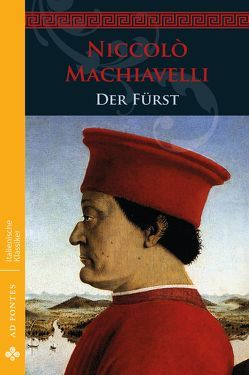 Der Fürst von Machiavelli,  Niccolò di Bernardo dei