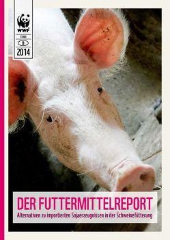 Der Futtermittelreport von Griep,  Dr. Wilke, Stalljohann,  Dr. Gerhard