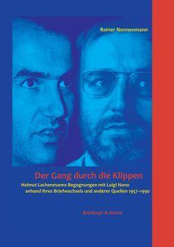 Der Gang durch die Klippen von Nonnenmann,  Rainer