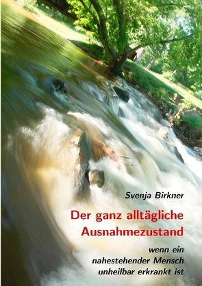 Der ganz alltägliche Ausnahmezustand von Birkner,  Svenja
