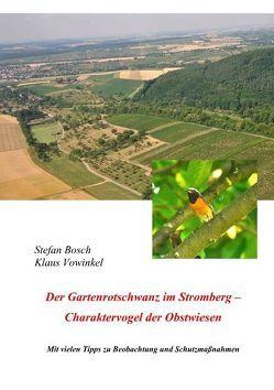 Der Gartenrotschwanz im Stromberg von Bosch,  Stefan, Vowinkel,  Klaus
