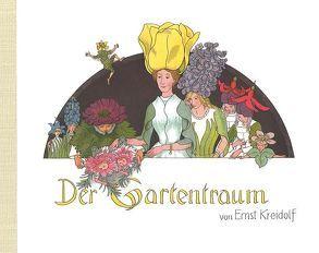 Der Gartentraum von Kreidolf,  Ernst