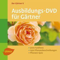 Der Gärtner 8. Ausbildungs-DVD für Gärtner von Beer,  Herbert, Bohne,  Burkhard, Dietze,  Peter