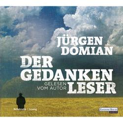 Der Gedankenleser von Domian,  Jürgen