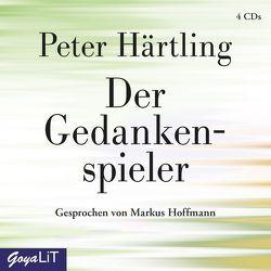 Der Gedankenspieler von Härtling,  Peter, Hoffmann,  Markus
