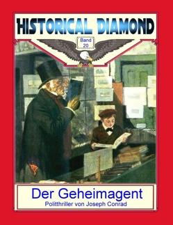 Der Geheimagent von Conrad,  Joseph, Sedlacek,  Klaus-Dieter