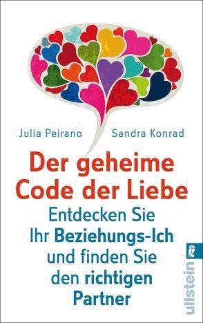 Der geheime Code der Liebe von Konrad,  Sandra, Peirano,  Julia