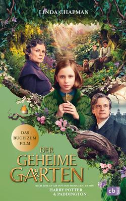 Der geheime Garten von Chapman,  Linda, Rahn,  Sabine