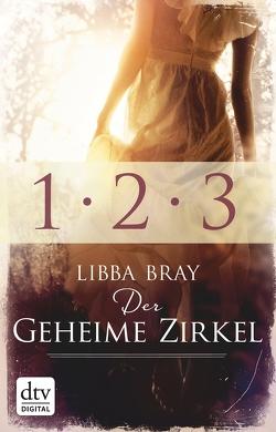 Der Geheime Zirkel 1-3 Gemmas Visionen / Circes Rückkehr / Kartiks Schicksal von Bray,  Libba, Weixelbaumer,  Ingrid