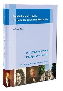 Der geheimnisvolle Philipp von Ferrari von Maassen,  Wolfgang
