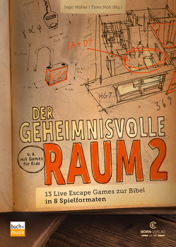 Der geheimnisvolle Raum 2 von Mueller,  Ingo, Nöh,  Timo