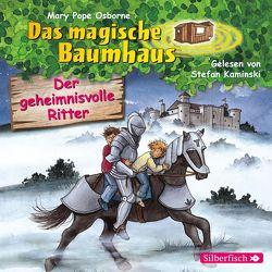 Der geheimnisvolle Ritter (Das magische Baumhaus 2) von Kaminski,  Stefan, Pope Osborne,  Mary, Rahn,  Sabine