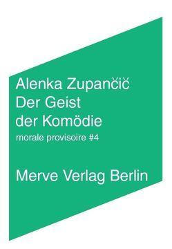 Der Geist der Komödie von Ruda,  Frank, Völker,  Jan, Zupancic,  Alenka