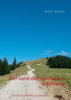 Der Geist der spirituellen Erfahrung von Matzker,  Wolf E.