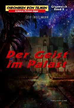 Der Geist im Palast von Inselmann,  Leif