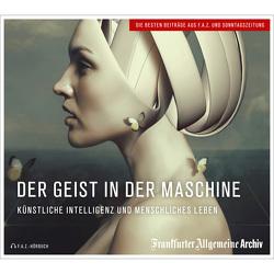 Der Geist in der Maschine von Geisler,  Christian, Stecher,  Thomas, Trötscher,  Hans Peter