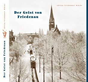 Der Geist von Friedenau von Ebling,  Hermann, Weissberg,  Evelyn