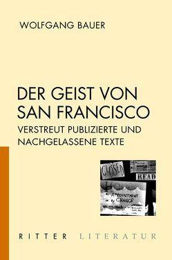Der Geist von San Francisco von Antonic,  Thomas, Bauer,  Wolfgang