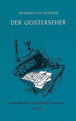 Der Geisterseher von Schiller,  Friedrich von