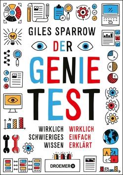 Der Genie-Test von Pannowitsch,  Ralf, Schilling,  Benjamin, Sparrow,  Giles