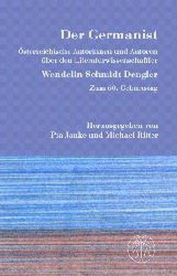 Der Germanist von Janke,  Pia, Ritter,  Michael