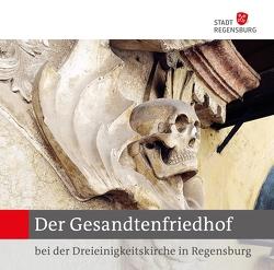 Der Gesandtenfriedhof bei der Dreieinigkeitskirche in Regensburg von Ferstl,  Peter, Freitag,  Matthias, Rueß,  Klaus-Peter