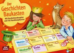 Der Geschichtenbaukasten von Gruschka,  Helga