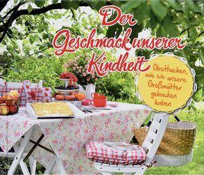 Der Geschmack unserer Kindheit von Heuer,  Ina, Knese,  Gina, Krein,  Ralf, Verlag,  indigo