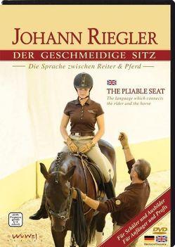 Der geschmeidige Sitz DVD von Riegler,  Johann