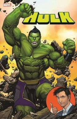 Hulk von Cho,  Frank, Pak,  Greg