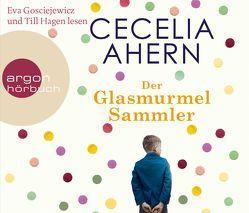 Der Glasmurmelsammler von Ahern,  Cecelia, Gosciejewicz,  Eva, Hagen,  Till, Strüh,  Christine