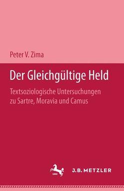 Der gleichgültige Held von Zima,  Peter V.