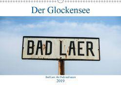 Der Glockensee (Wandkalender 2019 DIN A3 quer) von Sülzner / NJS-Photographie,  Norbert