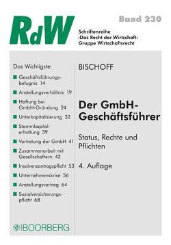 Der GmbH-Geschäftsführer von Bischoff,  Thomas