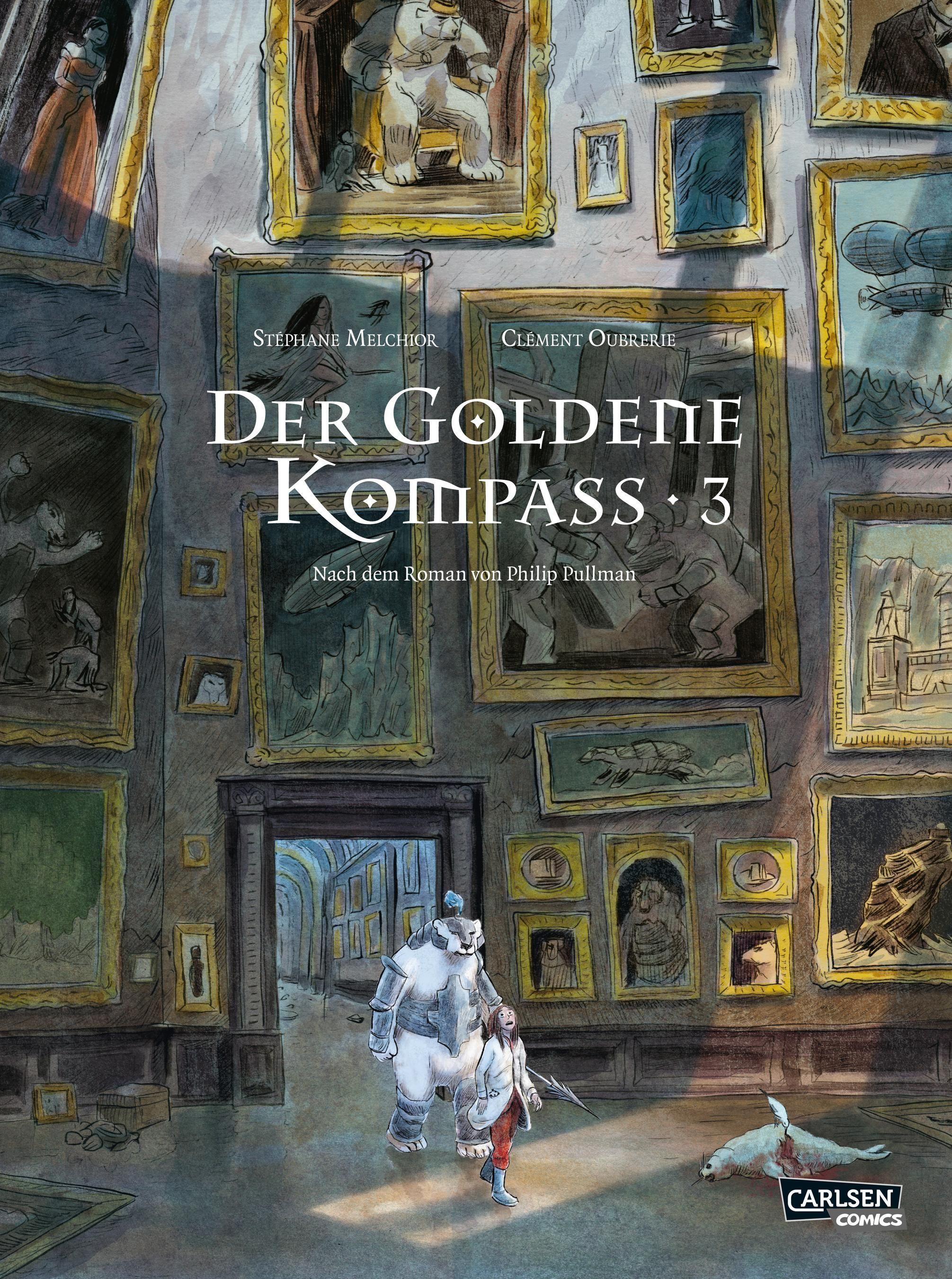 Der goldene Kompass (Comic) 3 von Melchior-Durand ...
