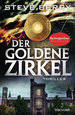 Der goldene Zirkel von Berry,  Steve, Thon,  Wolfgang