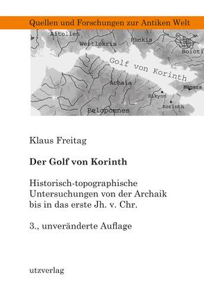Der Golf von Korinth von Freitag,  Klaus