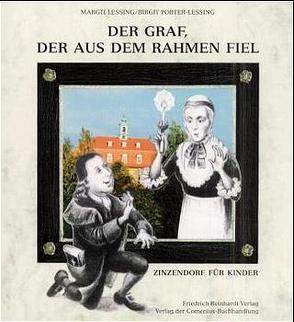 Der Graf, der aus dem Rahmen fiel von Lessing,  Margit, Porter-Lessing,  Birgit