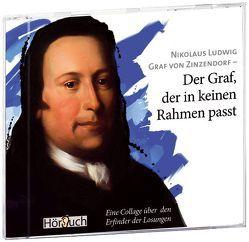 Der Graf, der in keinen Rahmen passt von Hoffmann,  Werner