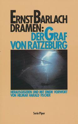 Der Graf von Ratzeburg von Barlach,  Ernst, Fischer,  Helmar H
