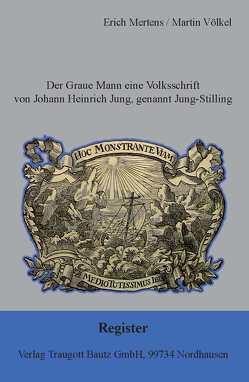 Der Graue Mann eine Volksschrift von Mertens,  Erich, Völkel,  Martin