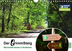 Der Grimmsteig (Wandkalender 2020 DIN A4 quer) von Löwer,  Sabine