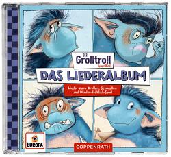 Der Grolltroll – Das Liederalbum (CD) von by aprilkind, Hohage,  Kai, Pricken,  Stephan, Speulhof,  Barbara van den