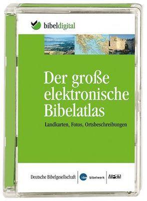 Der große elektronische Bibelatlas