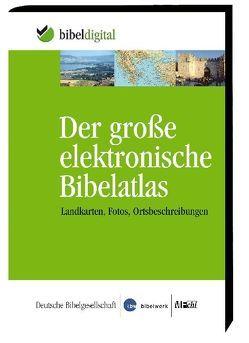 Der große elektronische Bibelatlas von Matthias,  Frey