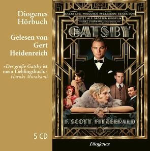 Der große Gatsby von Abarbanell,  Bettina, Fitzgerald,  F. Scott, Heidenreich,  Gert